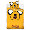 Adventure Time Jake Single Cotton Duvet Cover Set