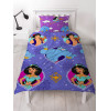 Disney Aladdin Sunset Single Duvet Cover and Pillowcase Set