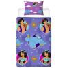 Disney Aladdin Sunset Single Rotary Duvet Cover Set