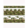 Army Camp Lined Curtains 168cm x 137cm