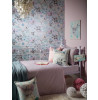 Arthouse Fairytale Unicorn Wallpaper - Blue - 667800