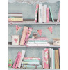Arthouse Curious Bookshelves Wallpaper - 694000