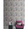 Curious Bookshelves Wallpaper - 694000 Arthouse