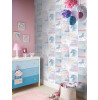 Cree en unicornios Glitter Wallpaper Arthouse 698300 Feature Wall