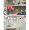 Arthouse Boys Life Bookshelf Wallpaper - Multi - 696000
