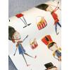 Soldier Drummer Boy Wallpaper - Red - Arthouse 696003