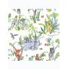 Jungle Animals Mania Wallpaper Multi Arthouse 696008