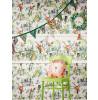 Jungle Mania Wallpaper Multi Arthouse 696008 Dormitorio