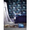 Magical Kingdom Wallpaper Blue Arthouse 696100 Feature Wall