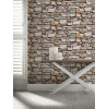 Arthouse Cornish Stone Wallpaper Brown 668900