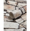 Arthouse Cornish Stone Wallpaper 668900 Brown