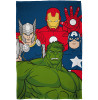Marvel Avengers Bedroom Gift Set Fleece Blanket