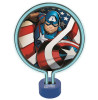 Marvel Avengers Captain America Neon Light