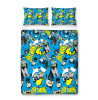 Batman Hero Double Rotary Duvet Cover and Pillowcase Set
