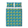 Batman Hero Double Duvet Cover Set - Rotary Design