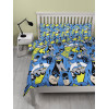 Batman Hero Double Duvet Cover Bedding Set