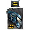Batman Batcycle Single Duvet Cover and Pillowcase Set