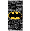 Batman Graffiti Beach Towel