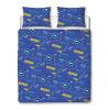 Batman Tech Double Duvet Cover and Pillowcase Set