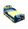 Batman Toddler Bed with Sprung Mattress and Storage