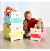 Bear Hug Stack Storage Unit