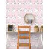 Belgravia Llama-Rama Wallpaper Pink L9731
