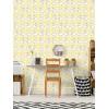 Llama-Rama Wallpaper Yellow Belgravia Decor L9732