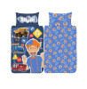 Blippi Junior Duvet Cover and Pillowcase Set