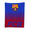 FC Barcelona Fade Fleece Blanket