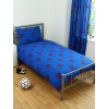 FC Barcelona Pulse Single Reversible Duvet Cover Set