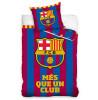 FC Barcelona Més Que Un Club Single Duvet Cover Set