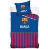 FC Barcelona Barça Stripe Single Duvet Cover Set