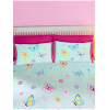 Butterfly Garden Double Duvet Cover and Two Pillowcases
