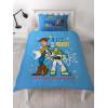 Toy Story 4 Rescue Junior Housse de couette et taie d'oreiller