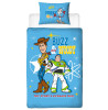 Toy Story 4 Rescue Toddler Duvet Cover and Pillowcase Set