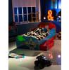 Toy Story Lit de chambre à coucher pour tout-petits avec tiroirs de rangement en tissu