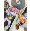Toy Story Buzz Junior Ready Bed Sleepover Solution