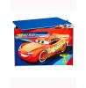 Lightning McQueen Cars Toy Box - Blue and Red