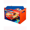 Cars Toy Box - Blue and Red