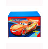 Blue and Red Disney Cars Toy Box
