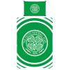 Celtic FC Pulse Single Duvet Cover Bedding Set