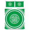 Celtic FC Pulse Double Duvet Cover Bedding Set