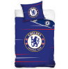 Chelsea FC Blue Single Cotton Duvet Cover Set