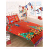Christmas Reindeer 4 en 1 Junior Bedding Bundle (edredón y almohada y fundas)