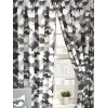 "Grey Army Camouflage Lined Curtains 72"" Drop"