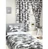 Dormitorio de camuflaje del ejército gris