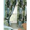 """Tende allineate foglie di palma tropicale 66 """"x 54"""""""