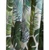 Tende rivestite con foglie di palma tropicali da 54 pollici