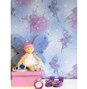 Coloroll Be Dazzled Fairy Dream Wallpaper Moondust M1422
