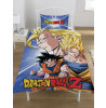Set copripiumino e federa per singolo Dragon Ball Z Battle